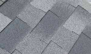 T-lock shingles slot together to give the roof installation  improved wind resistance