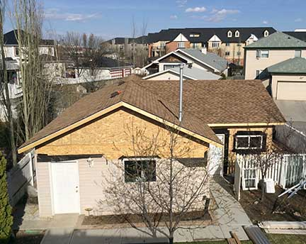Calgary Roof Installation, Calgary Roof Replacement, New Construction